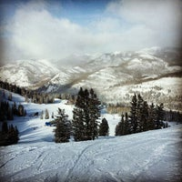 Photo taken at Solitude Mountain Resort by Brian Z. on 1/14/2013