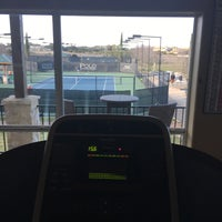 Photo taken at Polo Tennis & Fitness by Viktoriya J. on 1/19/2016