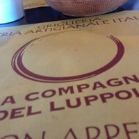 Photo taken at La Compagnia Del Luppolo by Eleonora V. on 12/11/2012