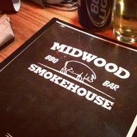 Photo taken at Midwood Smokehouse by Sarah W. on 6/7/2013