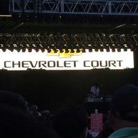 Photo taken at Chevy Court by Gina R. on 8/30/2014