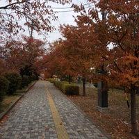 Photo taken at Jōyama Park by epole .. on 11/11/2012