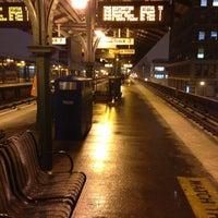 Photo taken at Metro North - Harlem - 125th Street Station by Chris M. on 2/8/2013