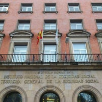 Photo taken at Tesoreria Xeral Da Seguridade Social by José Manuel C. on 10/3/2012