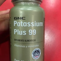 Photo taken at GNC by Carlos G. on 7/1/2016