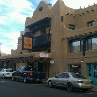 Photo taken at La Fonda Santa Fe by Dave R. on 12/2/2012
