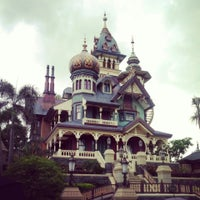 Photo taken at Hong Kong Disneyland by Matthew Y. on 5/18/2013
