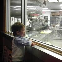 Photo taken at Dewey's Pizza by Elizabeth D. on 9/14/2012