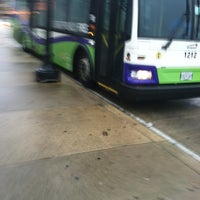 Photo taken at Charm City Circulator Purple Route - Penn Station (Southbound) - #311 by Timothy S. on 1/16/2013