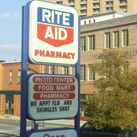 Photo taken at Rite Aid by Timothy S. on 10/5/2012