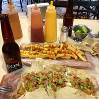 Photo taken at Burritos México by Cesar Inn Z. on 4/22/2013