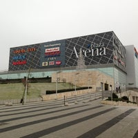 Photo taken at Arena Plaza by Лев В. on 1/2/2013
