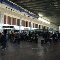 Photo taken at Terminal 2B by Лев В. on 3/7/2013