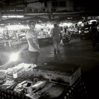 Photo taken at Chok Chai 4 Market by TEe!  M. on 5/17/2013