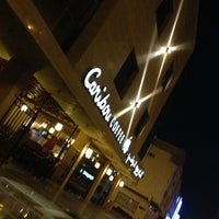 Photo taken at Caribou Coffee by iAbdulrahmn on 11/30/2012