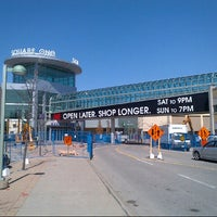 Photo taken at Square One Shopping Centre by Guido D. on 4/22/2013