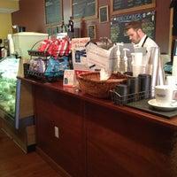Photo taken at Mugshots Coffeehouse by Tyler B. on 12/16/2012