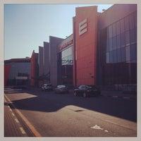 Photo taken at Terminal E by Neil O. on 4/16/2013
