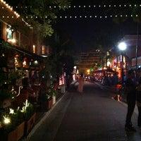Photo taken at Espanola Way Village by Jessica V. on 7/20/2013