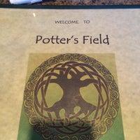 Photo taken at Potter's Field Restaurant & Pub by Joeleene M. on 5/2/2015