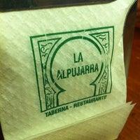 Photo taken at La alpujarra by Paco Z. on 11/14/2012