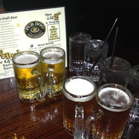 Photo taken at Pub Dog Pizza & Drafthouse by Bob W. on 6/29/2012