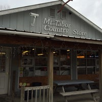 Photo taken at Mt  Tabor Country Store by Stevo on 3/22/2014