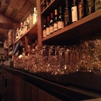Photo taken at Angèle Restaurant & Bar by Shawn S. on 1/29/2013