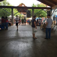 Photo taken at Little Rock Farmers' Market by Tracey . on 7/9/2016