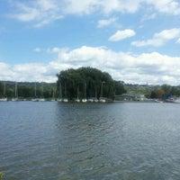 Photo taken at JOHNSON'S MARINE by Siba S. on 9/16/2012