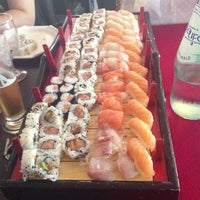 Photo taken at Sushi 189 by Camilla 👑 Y. on 7/18/2013