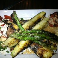 Photo taken at Zea Rotisserie & Grill by DistrictBlake !. on 2/28/2013