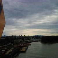 Photo taken at Queensborough Bridge by John R. on 7/17/2013