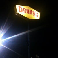Photo taken at Denny's by Francisco H. on 7/14/2013
