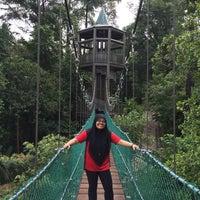 Photo taken at Bukit Nanas Forest Reserve by Suriawani S. on 6/4/2016