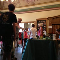 Photo taken at Springfield Little Theatre by Evan F. on 8/14/2013