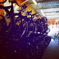 Photo taken at Richardson Bike Mart by Ryan W. on 7/26/2015