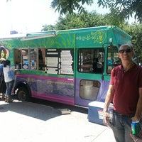 Photo taken at Gypsy Queen Cafe Food Truck by Pete C. on 6/14/2013