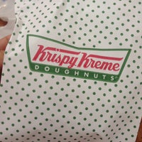 Photo taken at Krispy Kreme by Vanessa V. on 10/18/2015