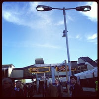 Photo taken at Sevenoaks Railway Station (SEV) by Ian M. on 4/30/2013