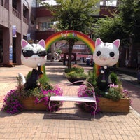 Photo taken at Lafesta by Junsu B. on 8/29/2015