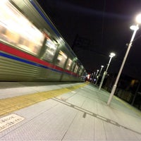 Photo taken at Sugano Station (KS15) by hidekazu on 6/15/2016