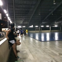Photo taken at JPS Futsal Ampang by Fairuz M. on 8/19/2016