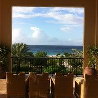 Photo taken at Santa Barbara Beach & Golf Resort Curaçao by Mike R. on 1/8/2013