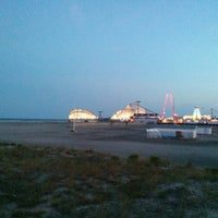 Photo taken at Jumbo's Boardwalk Grille & Eatery by X X. on 6/21/2013