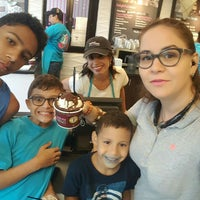 Photo taken at Maggie Moo's Ice Cream & Treatery by Rebecca B. on 5/20/2016