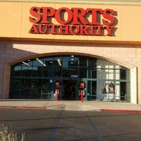 Photo taken at Sports Authority by Corey P. on 11/5/2012