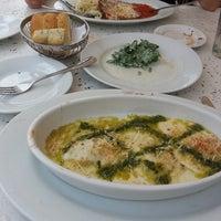 Photo taken at BRAVO! Cucina Italiana by Joanna D. on 9/2/2013