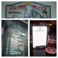 Photo taken at Kirkwood Station Brewing Co. by Keren G. on 8/1/2013