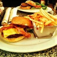 Photo taken at Burger Bar by Edlin h. on 10/27/2012